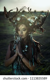Forest Nymph. Magic.