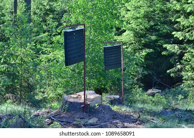 forest protection, bark beetle trap, southern Bohemia, Czech republic