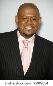 FOREST WHITAKER at the 12th Annual Critics' Choice Awards at the Santa Monica Civic Auditorium. January 12, 2007  Los Angeles, CA Picture: Paul Smith / Featureflash