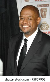FOREST WHITAKER at the 2006 BAFTA/LA Cunard Britannia Awards at the Century Plaza Hotel, Los Angeles. November 2, 2006  Los Angeles, CA Picture: Paul Smith / Featureflash