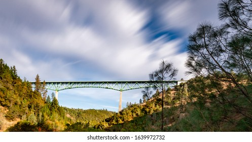 Foresthill Bridge in Auburn California