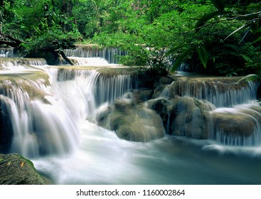 Forests and waterfalls In Thailand#2