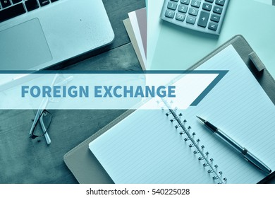 Forex Currency Money Banking Concept