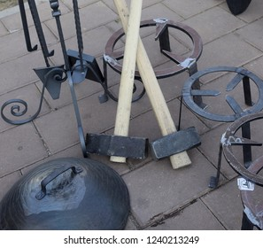 Forged tools for garden