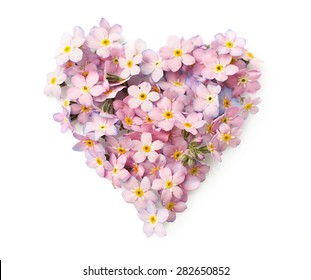 Flores En Forma De Corazon Images Stock Photos Vectors Shutterstock