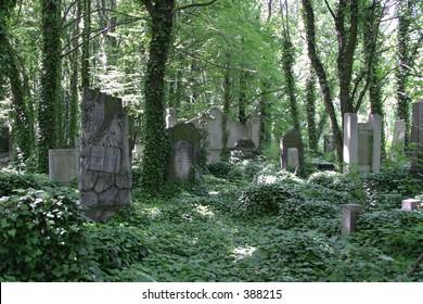 forgoten cementary