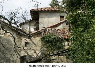 forgotten city in Slovenia