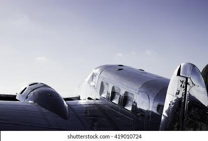 Forgotten plane