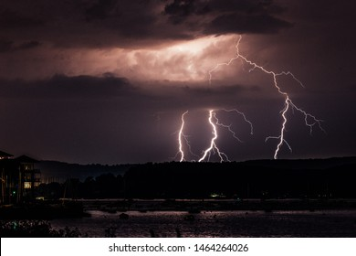 Fork Lightning in the West of England