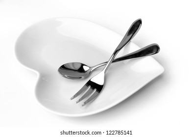Fork spoon tableware