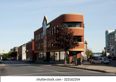 Forked Street - Kingston - Canada