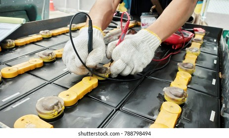 Forklift Battery Images Stock Photos Vectors Shutterstock
