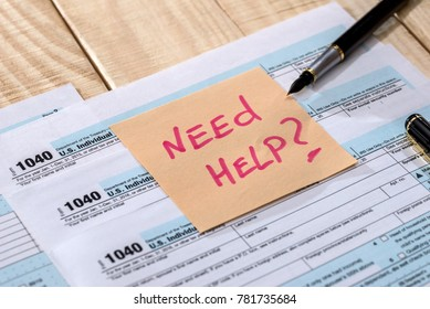 Form 1040 for - tax return