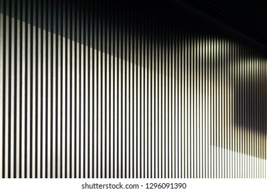 The form of the city. Decorative exterior wall