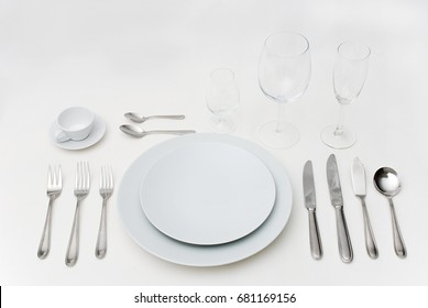 Formal place setting & Formal Place Setting Images Stock Photos u0026 Vectors | Shutterstock