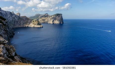 Formentor, Majorca