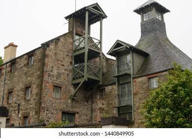 Former Craigwell Brewery and Malting House, Calton Road, Edinburgh.