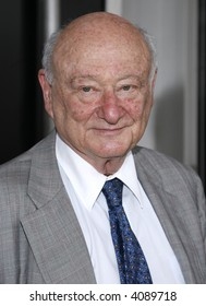 Former New York City mayor Ed Koch attends the screening of ESPN's new mini-series 'The Bronx Is Burning'  at the Tribeca Cinemas on July 5, 2007 in New York City.