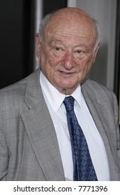 Former New York City mayor Ed Koch