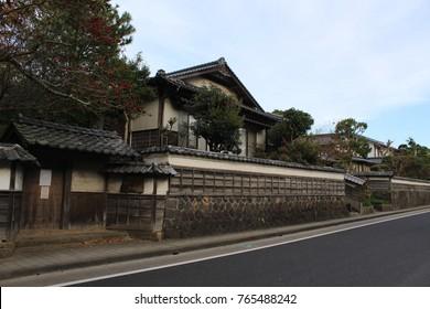 Former Residence of famous writer Lafcadio Hearn (Koizumi Yakumo), Matsue, Japan