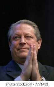 Former US Vice-President Al Gore