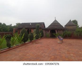 formhouse and the little park near thar sindh pakistan 12/17/2019
