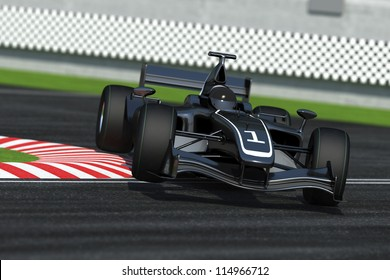 Formula 1 Isolated Stock Illustrations Images Vectors