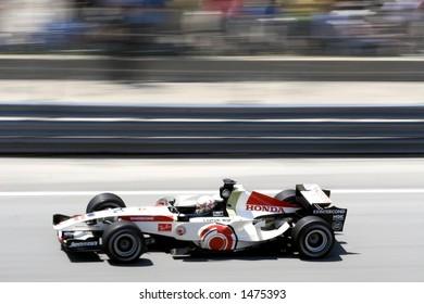 Formula 1 Grand Prix in Montreal (June 2006)
