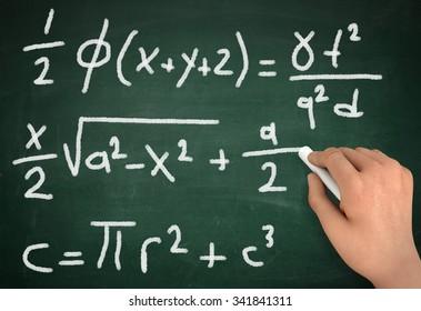 formula on board