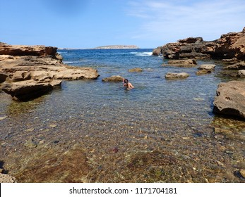 Fornells is a village located in a bay in the north of the Balearic island of Menorca, Spain. Fornells is estimated to have a population of about 1000 people which increases in the summer due to touri