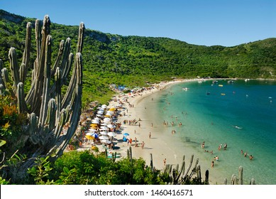 Forno Beach (Oven Beach), Arraial do Cabo, RJ, Brazil