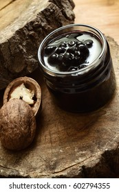 Forrest Berries - Aronia Blueberry - Natural and organic Jam, Marmalade