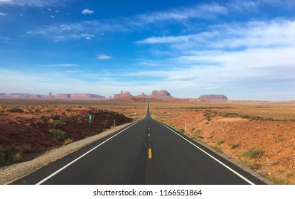 Forrest Gump point, Monument Valley, Utah, USA