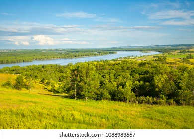 Fort Abraham Lincoln State Park is a North Dakota state park located along the Missouri River, 7 miles south of Mandan, North Dakota