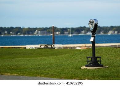 Fort Adams in Newport, Rhode island, usa