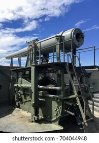 Fort Casey Gun