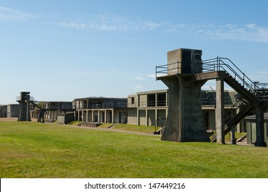 Fort Casey on Whidbey Island in Washington