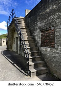 Fort Casey Stairs