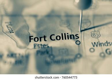Fort Collins, Colorado, USA.