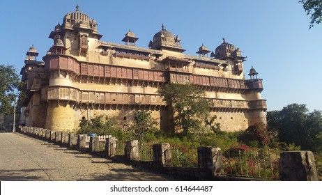 Fort complex, Central India