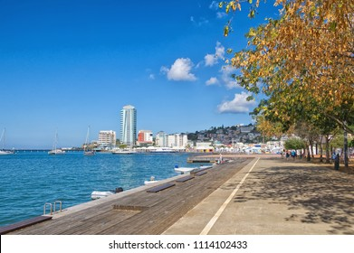 Fort de France view and skyline - Caribbean tropical island - Martinique