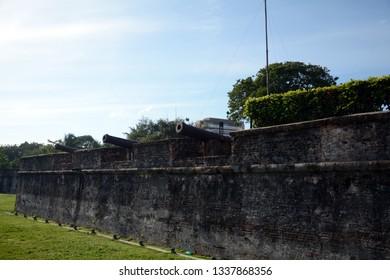Fort, Georgetown, Malaysia