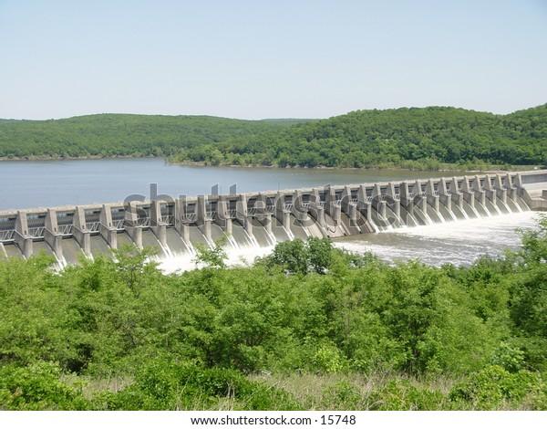 Fort Gibson Dam