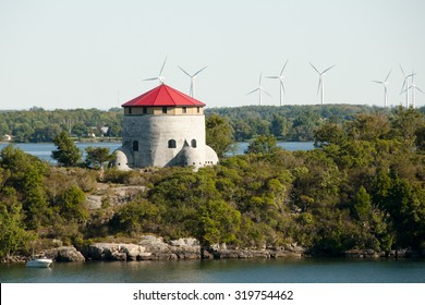 Fort Henry Fortifications - Kingston - Canada