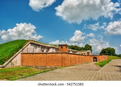 Fort IX (Ninth Fort) in Kaunas (Lithuania), HDR-technique