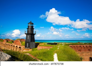 Fort Jefferson Lighthouse Dry Tortugas