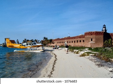 Fort Jefferson National Park at the Dry Tortugas, Florida