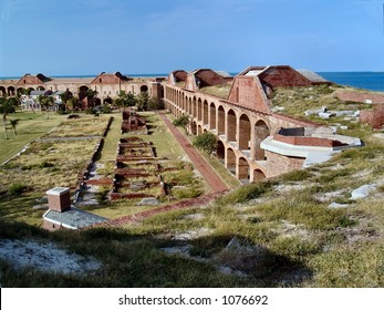 Fort Jefferson National Park, Florida at Dry Tortugas