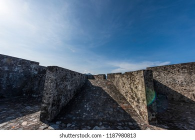 Fort Kalamata in the beginning of the 20th century Fort Kalamata is a coastal star fort that was built by the Portuguese on the island of Ternate in Indonesia's Maluku Islands.