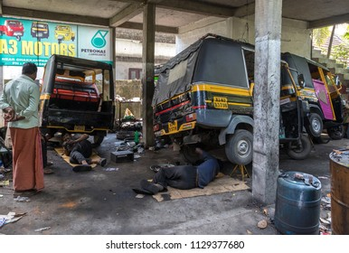 Indian Garage Images Stock Photos Amp Vectors Shutterstock